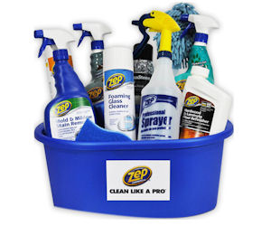 free zep cleaning products with crowdtap