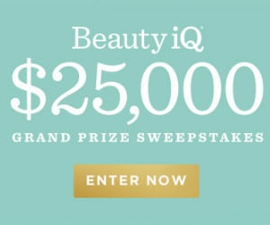Win $25,000 & Weekly Beauty Prizes in QVC's BeautyiQ Sweepstakes