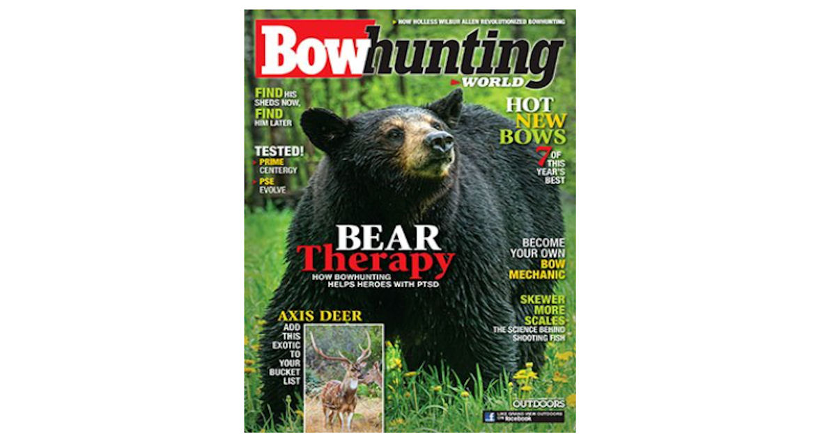 FREE Subscription to Bowhuntin...