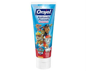 Orajel Kids Toothpaste at Walgreens