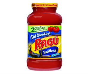 Ragu Pasta Sauce at CVS