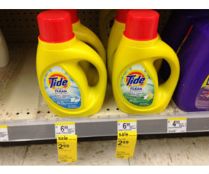 Tide Simply at Walgreens