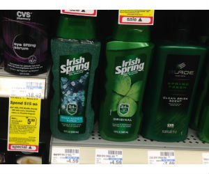 Irish Spring Body Wash at CVS